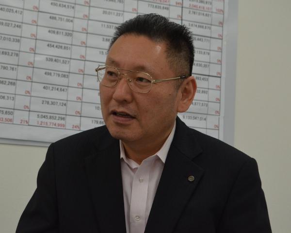 OATA清水専務理事