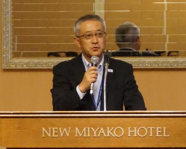 三田周作近ツー執行役員関西営業本部長