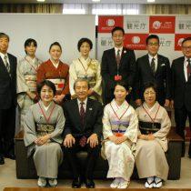 日本の宿おもてなし検定上級合格者