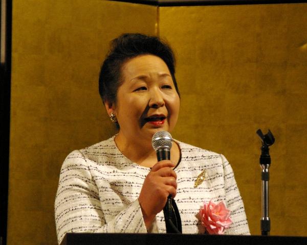 南三陸ホテル観洋女将阿部憲子さん