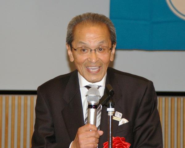 第3代青年部長小田禎彦氏