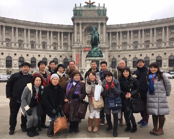 京都府旅行業協会研修旅行