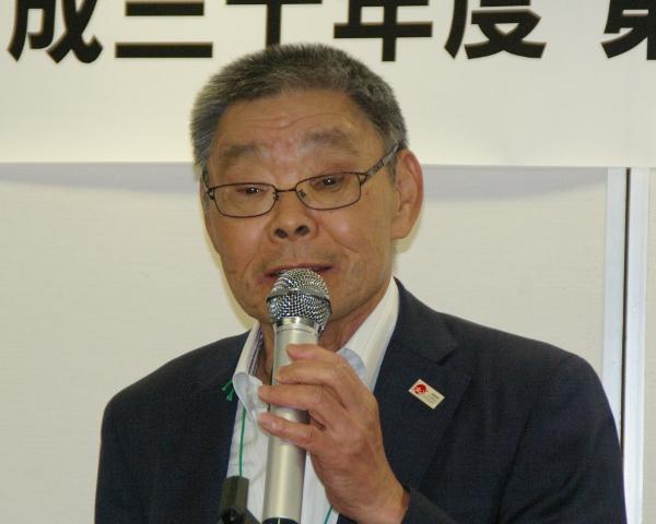 日本観光施設協会中村新会長