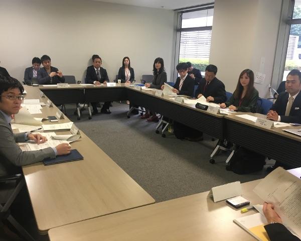 住宅仲介事業者適正化協会の準備会合