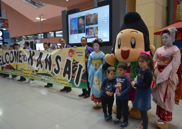 ウェルカム関西ジャパンキャンペーン