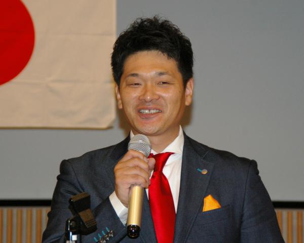 全旅連青年部鈴木次期部長