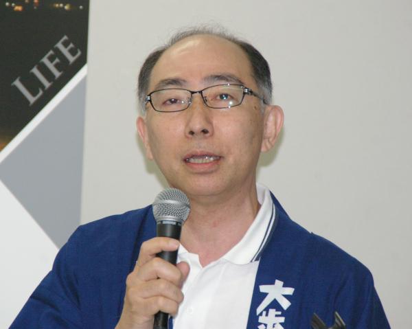 植田佳宏さん