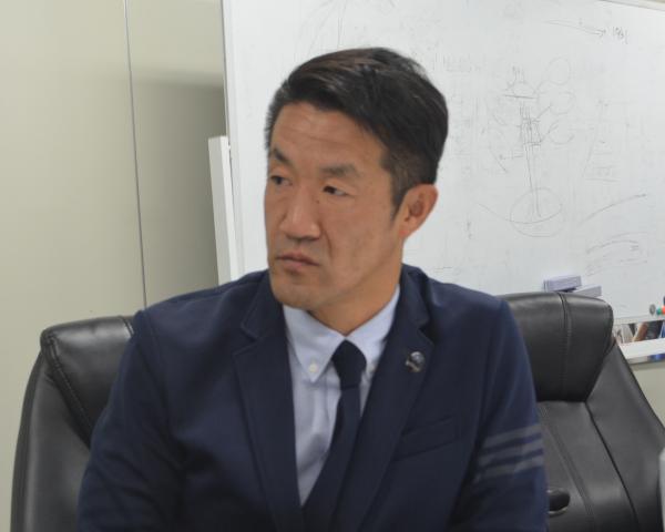 全旅連住宅宿泊事業法対策委員長の桑田雅之さん
