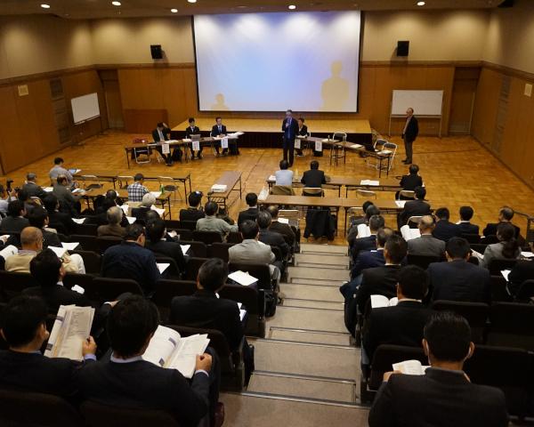 日本クルーズフェリー学会総会・講演会