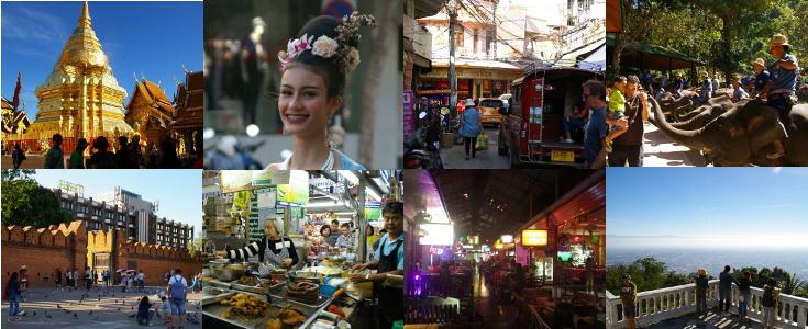 18年タイ観光特集