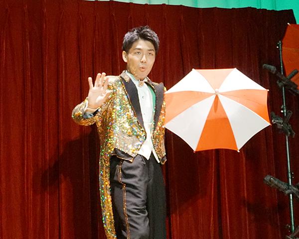 ジョン道阪さん