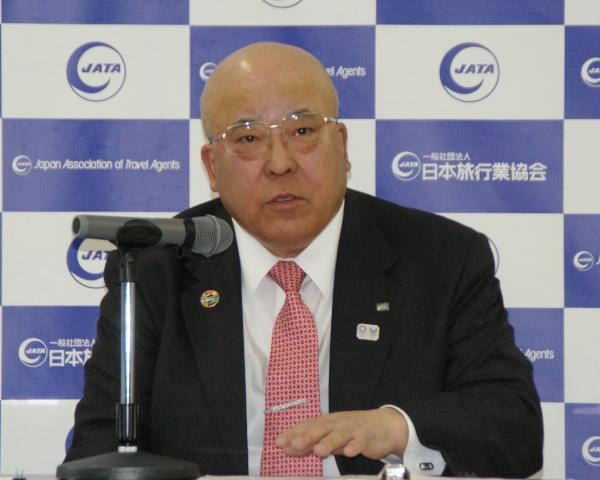 田川JATA会長