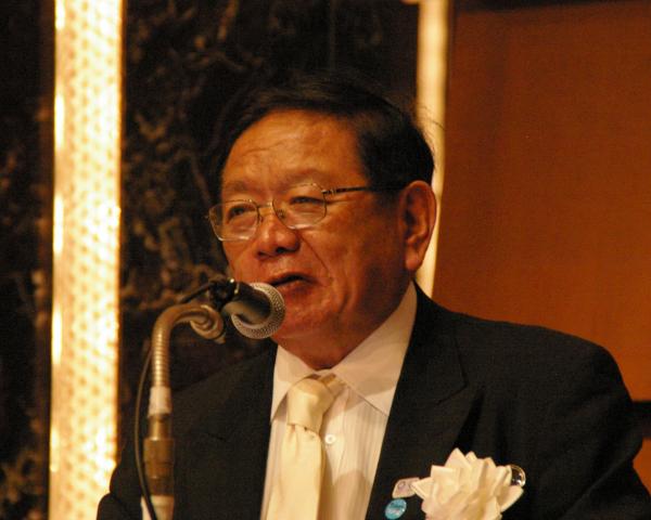 齊藤源久理事長