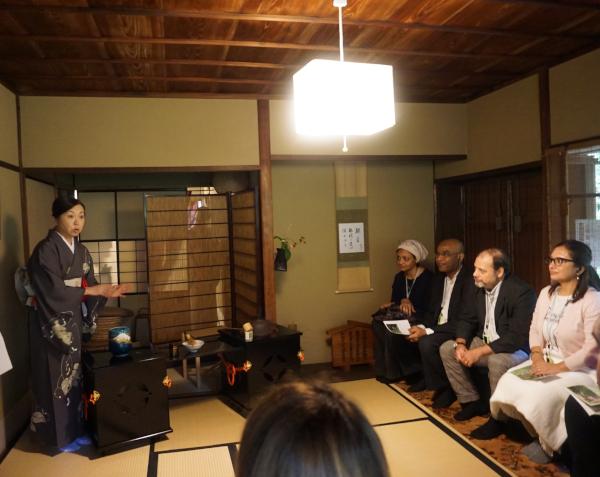 加賀市外交官ツアー