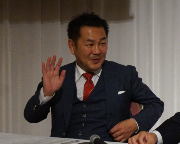 赤司大介さん
