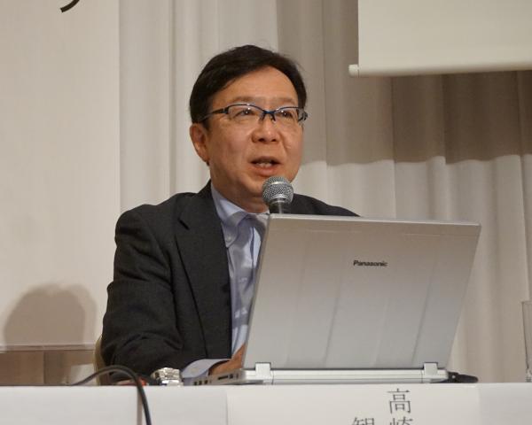 井門隆夫さん