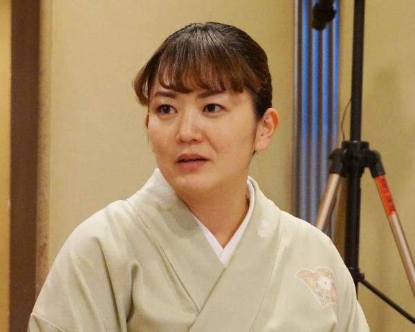 迫間優子さん