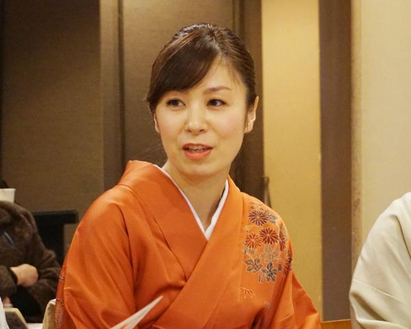 内田亜希子さん