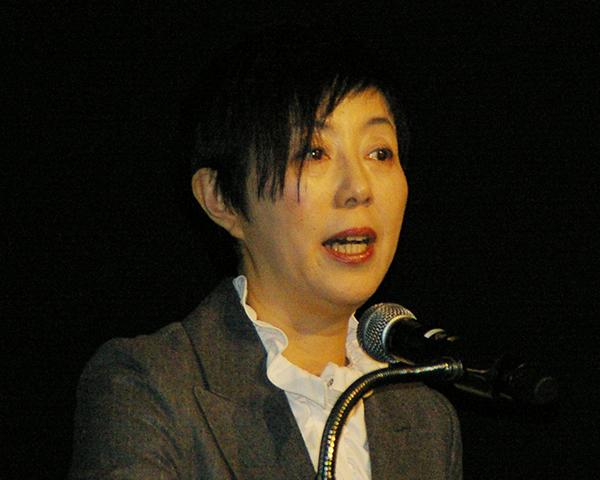 新井紀子教授