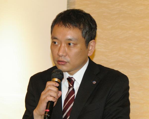加藤博之新部長