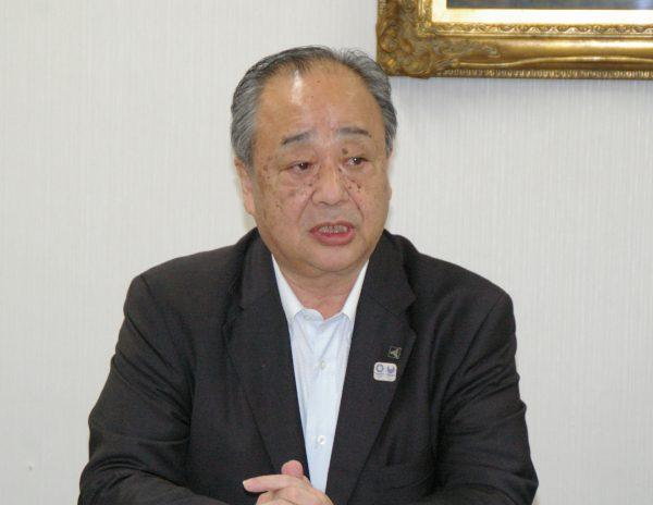 東武トップ・坂巻社長