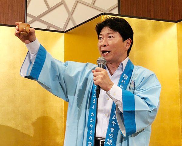 伊原木隆太知事