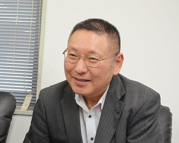 清水康市専務理事