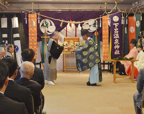 下呂温泉神社例祭