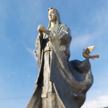 京都丹後で麒麟と冬の味覚に出会う