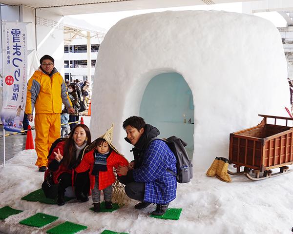 大阪空港雪まつり