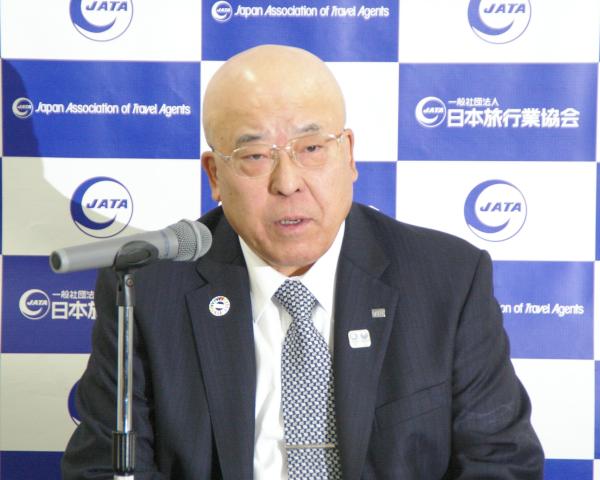 JATA田川会長