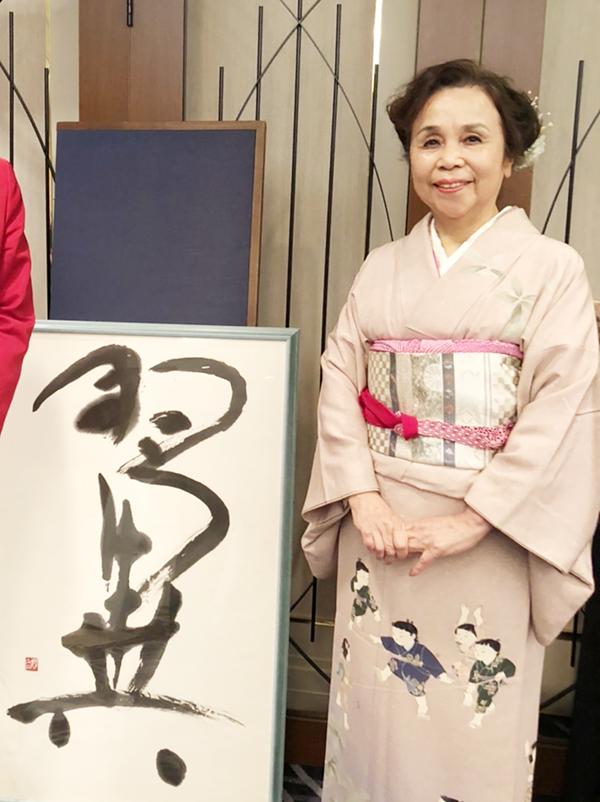 小野勝香さん