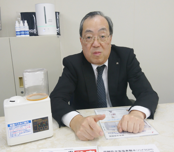 九州観光杉本部長