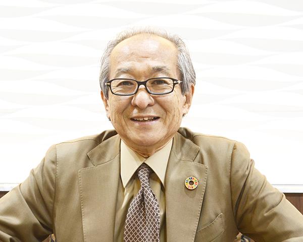 日本旅館協会・北原茂樹会長