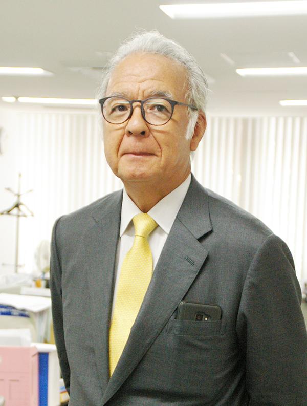 日本旅館協会・浜野浩二会長