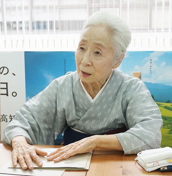 西川梅十三さん