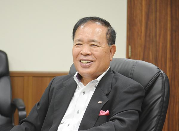 川西修会長