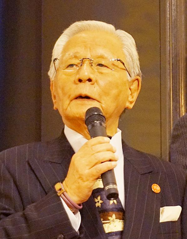 原田忠義会長