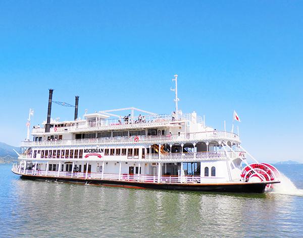 琵琶湖汽船ビアンカ