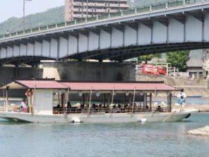 長良川遊覧船