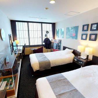 京都タワーホテル坂本ケーブルコンセプトルーム