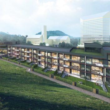 岩手県安比高原にIHGブランドの3ホテル
