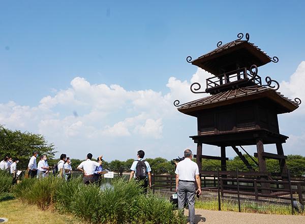 奈良県田原本町