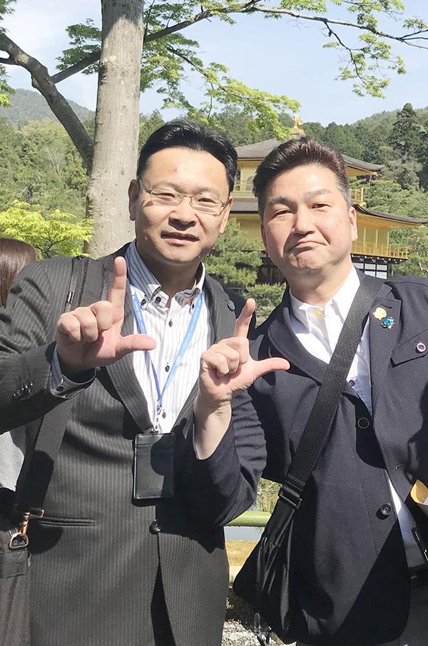 ウイニングトラベルサービス常田学社長
