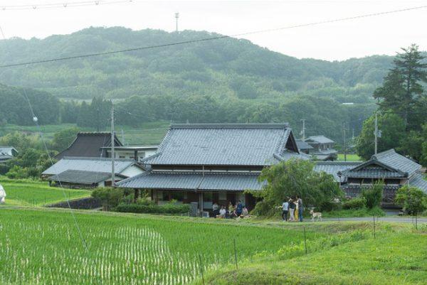 神戸市北区淡河地区