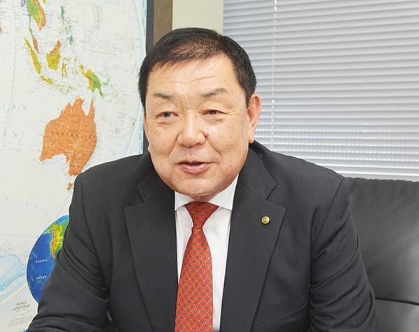 OATA鈴木隆利理事長