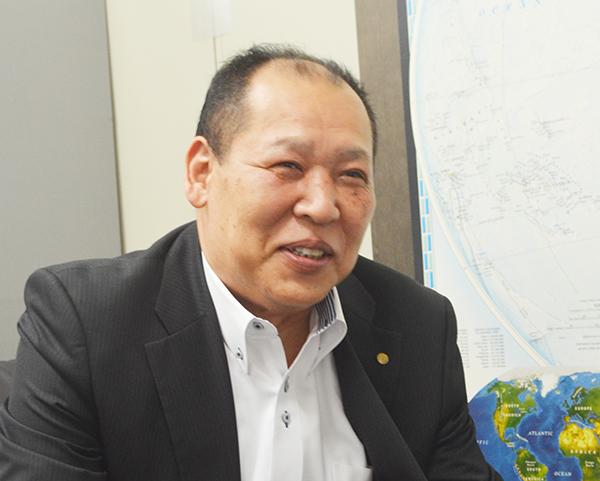 OATA笠舞紀伴専務理事