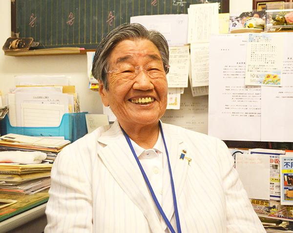 薦田光さん