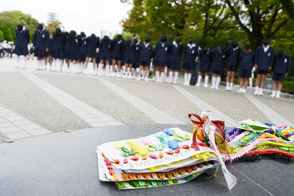 広島修学旅行