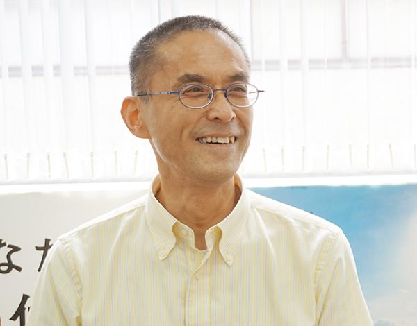 山崎哲秀さん